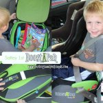 Travel Friendly Booster Seat. Safety 1st BoostAPak Review
