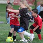 Verizon FiOS Play Like a Girl #PlayLikeAGirl #FiOSFootballGirl