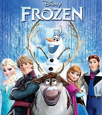 Disney's FROZEN Sing-Along Movie
