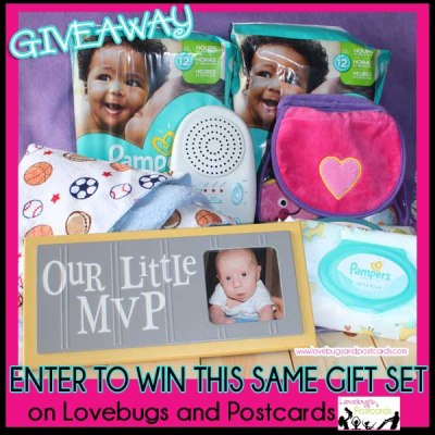 Pampers Game Face Sweepstakes + Enter to win a $100 Pampers Prize Pack (ends 2/24)