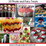 10 Pirate and Fairy Treats to Celebrate Disney's The Pirate Fairy