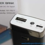 RAVPower Luster Power Bank Charger