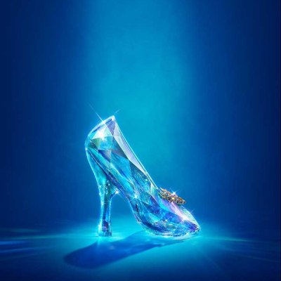 Disney's Cinderella {Teaser} Trailer (opens March 13, 2015)