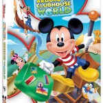 Mickey Mouse Clubhouse: Around the Clubhouse World DVD Review & Giveaway (ends 5/31)