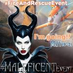 Who get's to party with the Good, the Bad, and the Planes? ME!!! I am going to LA for #MaleficentEvent #FireAndRescueEvent May 19-21!