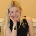 Elle Fanning Interview about Maleficent and Aurora  #MaleficentEvent