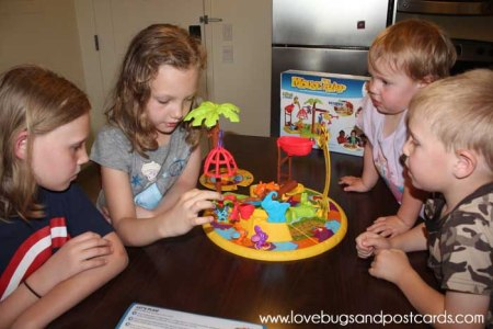 Family Game Time with Hasbro - Mouse Trap