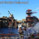 Universal Studios Hollywood Review - Water World Show