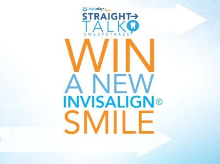 Invisalign Win a Smile Giveaway