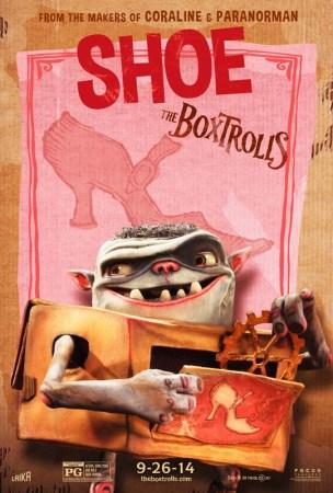 Meet the Boxtrolls #theBoxtrolls