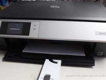HP ENVY 5530 Printer