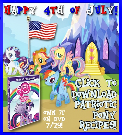 My Little Pony: Keys of Friendship