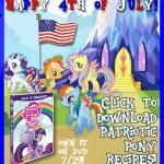 My Little Pony: Keys of Friendship FREE Printables