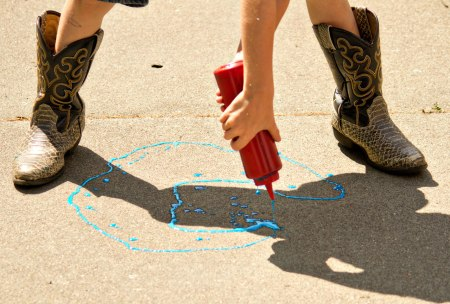 Squeezie Sidewalk Chalk - Educational Activities for Kids