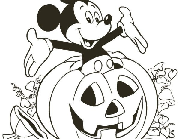 coloring halloween pages # 10