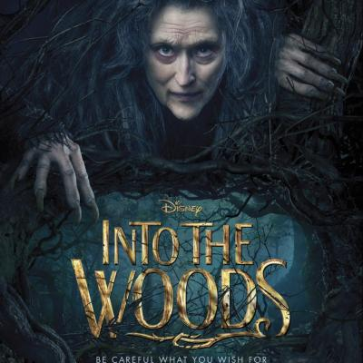Disney's Into the Woods NEW POSTER and Trailer!