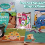 Pampers #BabyGotMoves + Giveaway