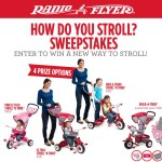 Radio Flyer How Do you Stroll? Sweepstakes