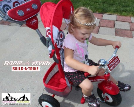 Radio Flyer - Build-A-Trike