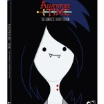 Adventure Time: The Complete Fourth Season available 10/7