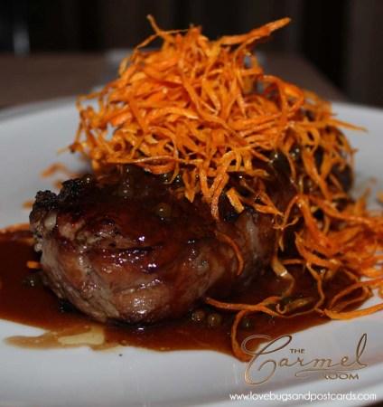 The Carmel Room Restaurant at J.W. Marriott Las Vegas