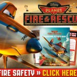 National Fire Prevention Week Fire Safety Tips on behalf of Disney's Planes: Fire & Rescue