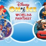 Disney On Ice Worlds of Fantasy in Salt Lake City on 11/12-11/16