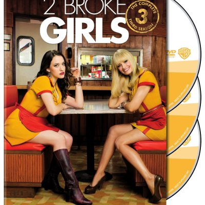 2 Broke Girls: The Complete Third Season on DVD
