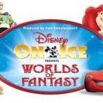 GIVEAWAY: Win a 4-pack of tickets to Disney on Ice Worlds of Fantasy in SLC – Nov. 12-16