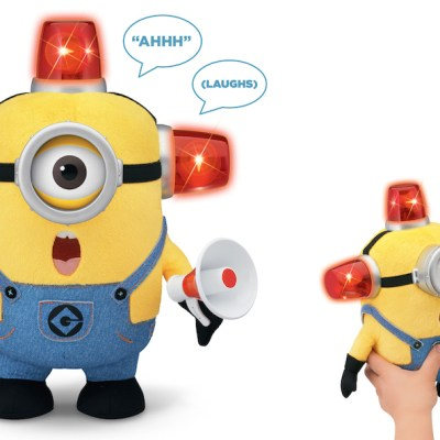 Christmas gift ideas for kids with Despicable Me™ toys