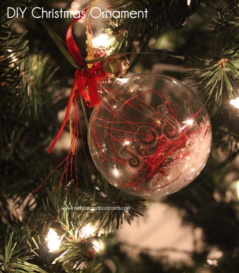 Christmas Tree Decorations Facebook: DIY Christmas Tree Ornaments