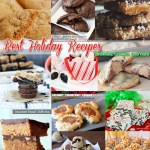 Best Holiday Recipes {Brownies, Cookies, and Bars}