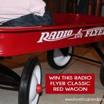 Radio Flyer Classic Red Wagon Giveaway
