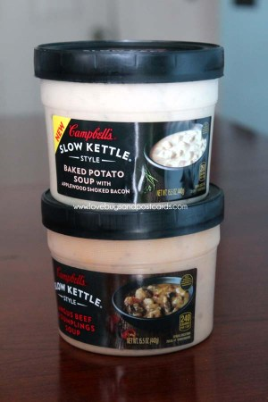 Campbell's® Slow Kettle® soup