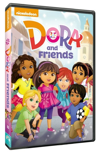 Dora And Friends DVD