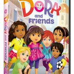 Dora and Friends DVD out today!