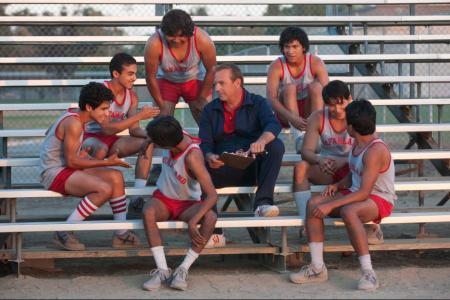 McFarland, USA Boys and Coach White