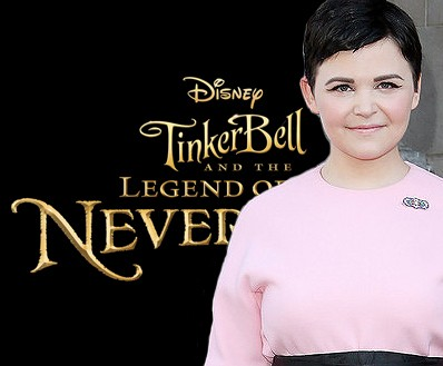 Ginnifer Goodwin as Fawn in Disney's Tinkerbell and the Legend of the Neverbeast