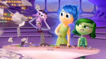 Disney/Pixar's INSIDE OUT Trailer + Movie Posters! #InsideOut
