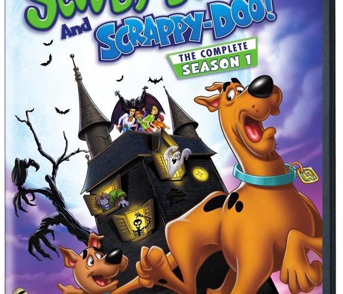 Scooby-Doo! & Scrappy-Doo : The Complete Season 1
