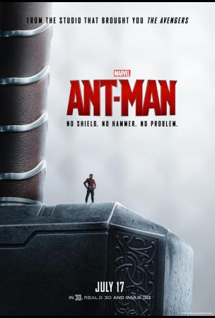 Marvel's Ant Man in Theaters 6/17 #AntMan