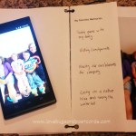 Printable Summer Travel Memory Book + 5 tips for documenting your trips