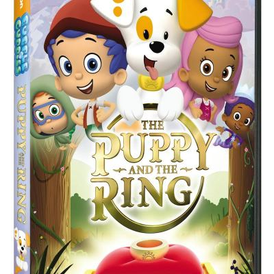 New Nickelodeon DVD releases today! (Dora, Bubble Guppies, UmiZoomi, Max & Ruby, Sponge Bob)