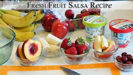 Fresh Fruit Salsa Recipe