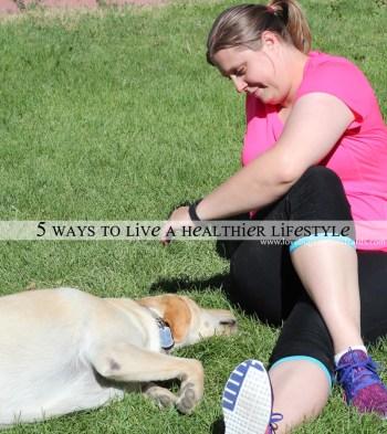 5 ways to live a healthier lifestyle