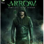 Arrow: The Complete Third Season on Blu-ray and DVD TODAY!