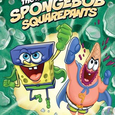 Nickelodeon's Spongebob Squarepants: Adventures of Spongebob on DVD today