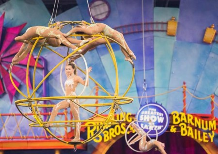 Ringling Bros. and Barnum & Bailey® PresentsCircus XTREME