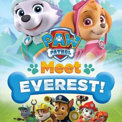 PAW Patrol: Meet Everest! on DVD today!