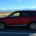 2016 Mitsubishi Outlander SEL S-AWC Touring Review